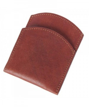 Leather Front Pocket Wallet Pockets