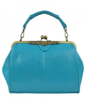 Micom Vintage Imitation Leather Handbag