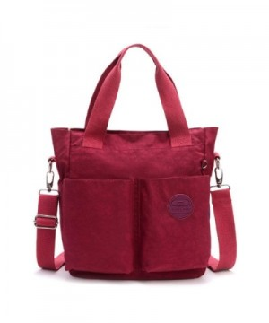 Tiny Chou Resistant Lightweight Bag Purplish