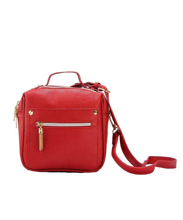 Crossbody Leather Classic Shoulder fashion