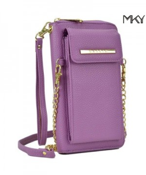 Wallet Cellphone Crossbody Shoulder Wristlet