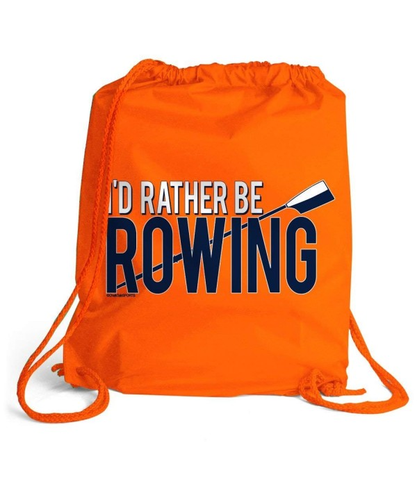 Rather Rowing ChalkTalk SPORTS Orange