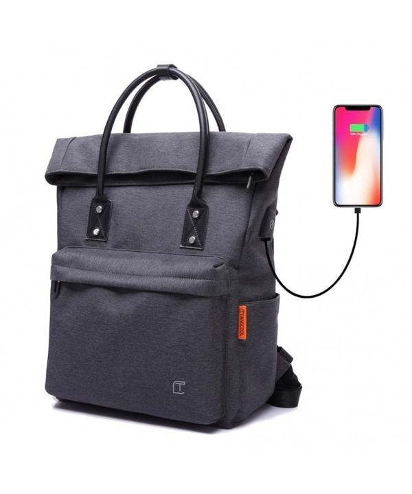 Backpack Convertible Charging Waterproof Anti Theft