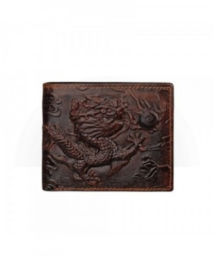 Genuine Leather Wallet Credit Pattern