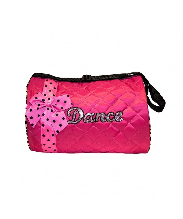 Girls Dance Duffle Shoulder Strap
