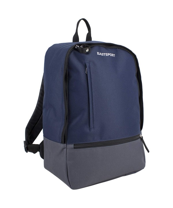 Eastsport Everyday Backpack Secure Zipper