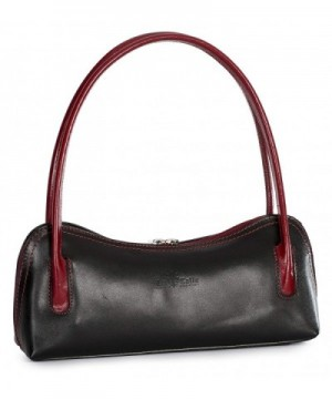 LIATALIA Genuine Italian Leather Shoulder