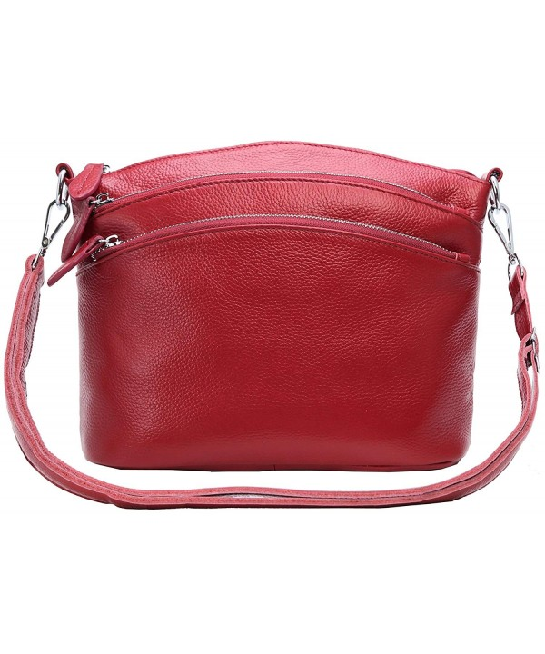 Leather Handbags Shoulder Designer Crossbody