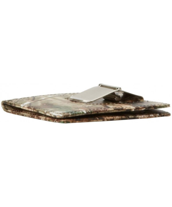 Webers Leathers Pocket Realtree Wallet