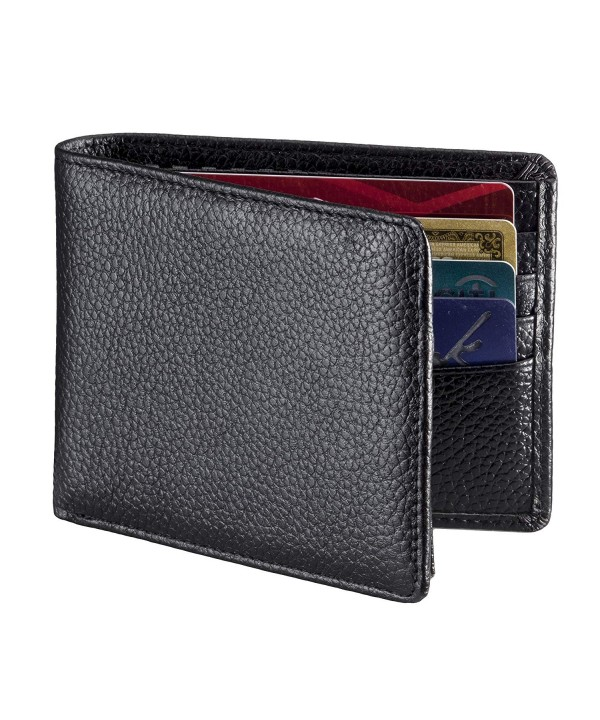 Blocking Stylish Genuine Leather Wallets
