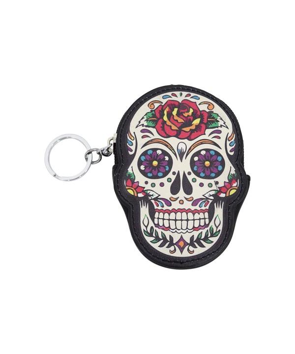 Banned Sugar Skull Muertos wallet