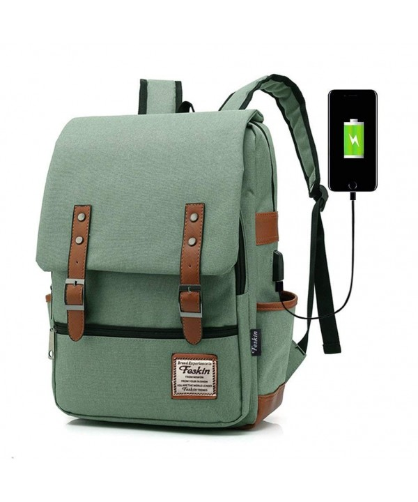 Professional Backpack Charging Feskin Business