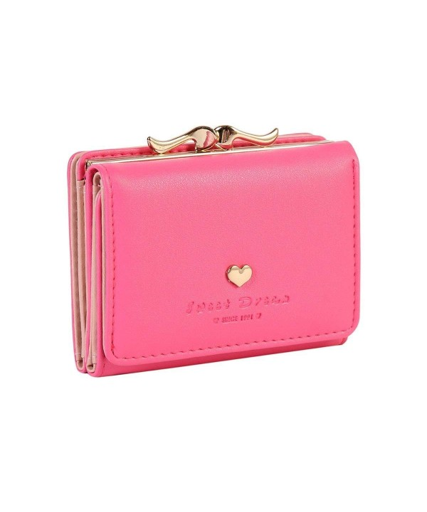 Jastore Womens Clutch Leather Holder