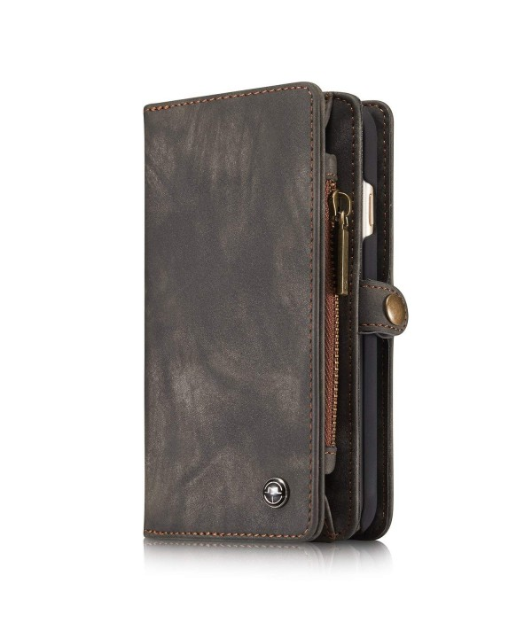 Leather Detachable Magnetic Storage Samsung