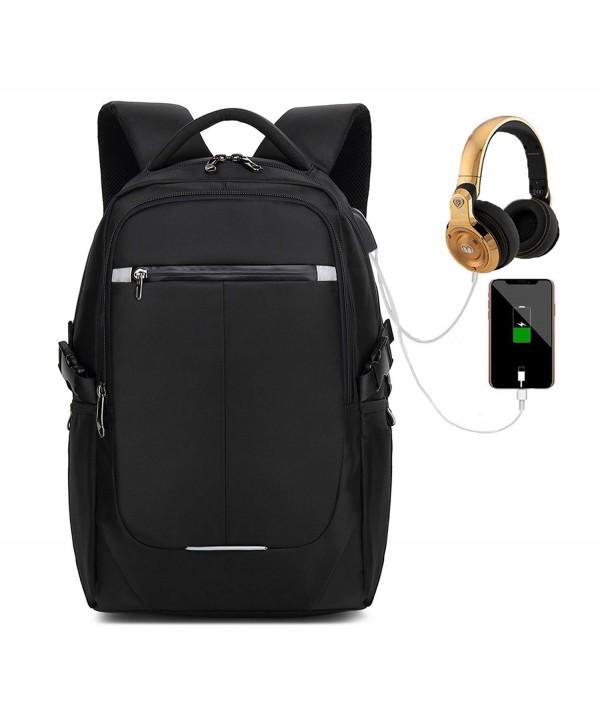 Selighting Business Backpacks Charging Waterproof