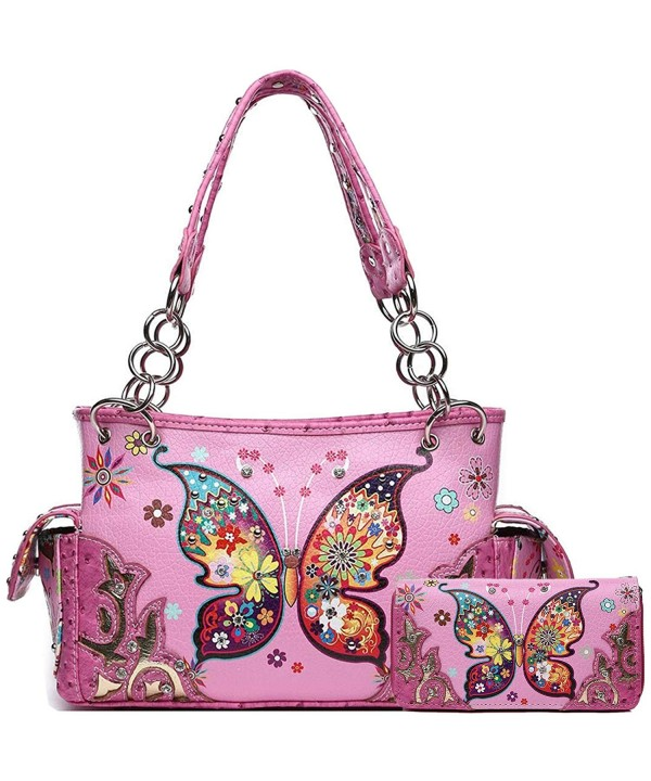 Butterfly Western Concealed Country Shoulder