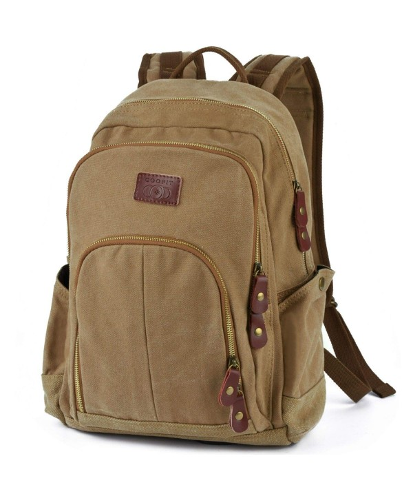 Backpack COOFIT Canvas College School