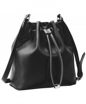 Buckets Handbags Drawstring Shoulder Designer