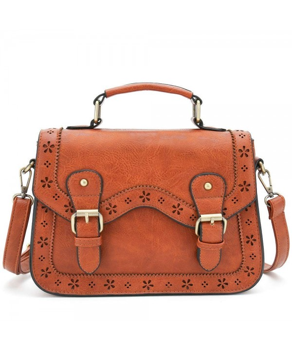 Catmicoo Crossbody Satchel Trendy Shoulder