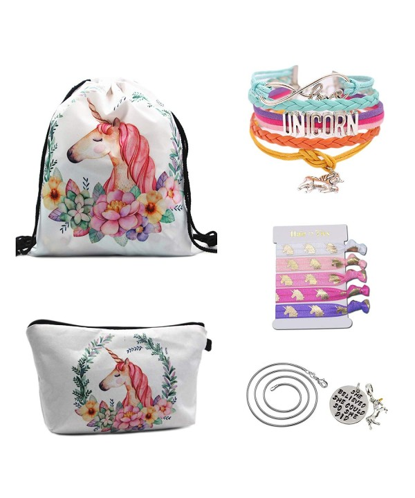 Unicorn Gifts Girls Drawstring Inspirational