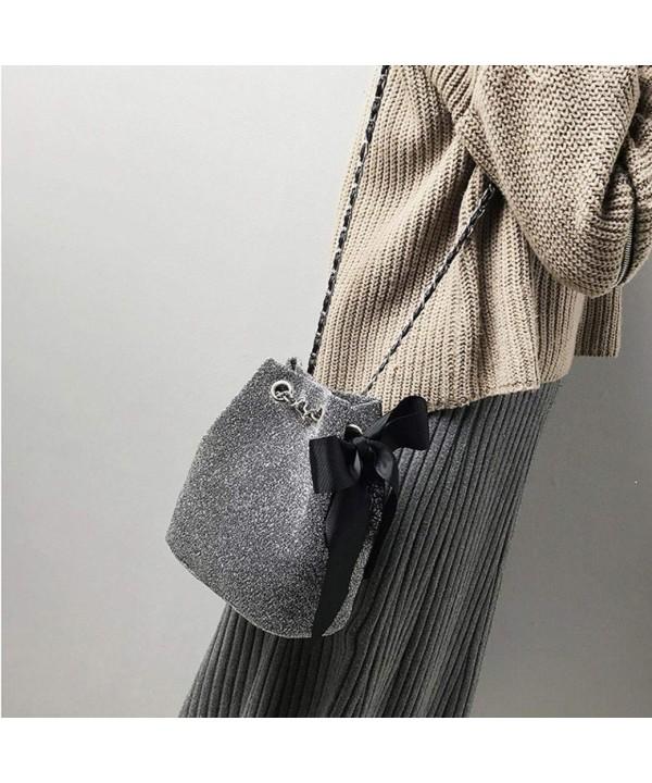 Crossbody NXDA Bowknot Shoulder Handbag