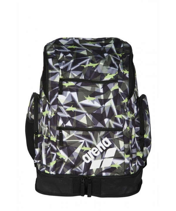 arena Spiky Printed Large Backpack