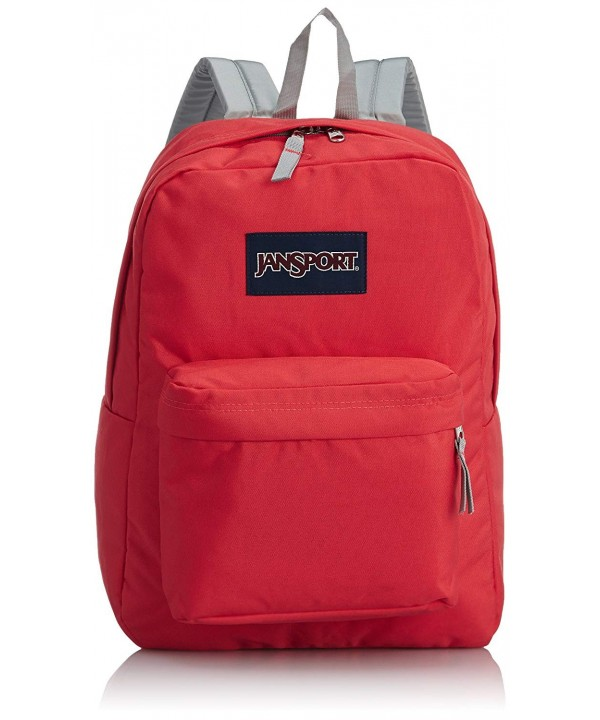 JanSport Superbreak Backpack Coral 16 7H