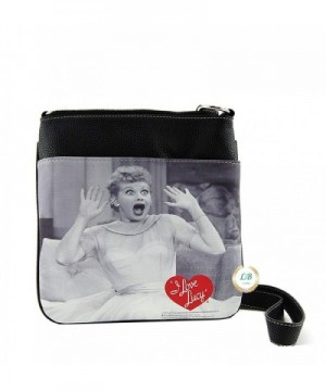 Love Lucy Messenger Cross Style