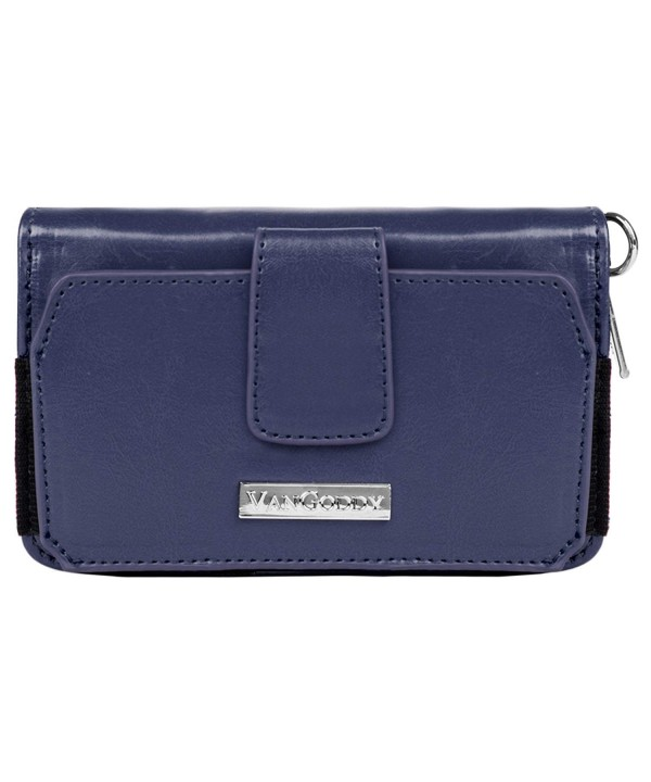 Vangoddy Sahara Wristlet Zippered Exterior