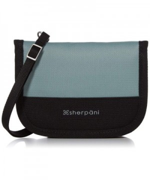 Sherpani RFID Crossbody Wallet Surf