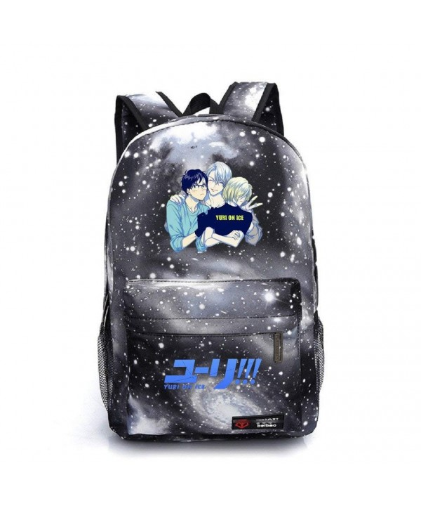 YOYOSHome Cosplay College Bookbag Backpack