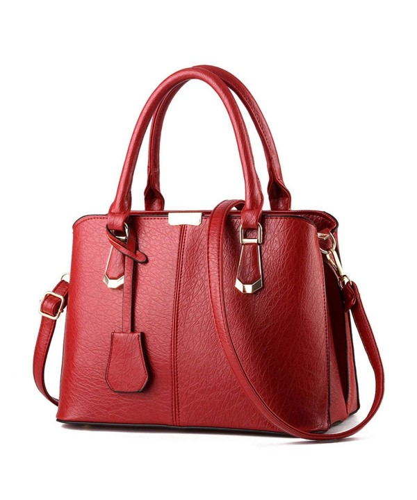 Leather Top handle Handbags Cross body Womenriginal