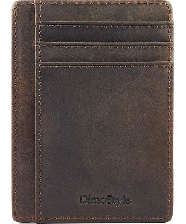 Dimostyle Men Wallet Slim Credit