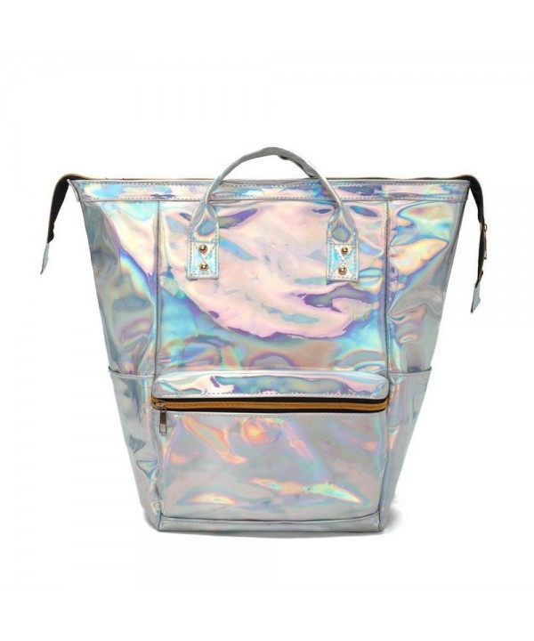 CYBERNOVA backpack holographic rucksack shoulder