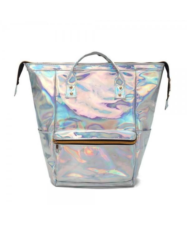 CYBERNOVA backpack holographic rucksack shoulder