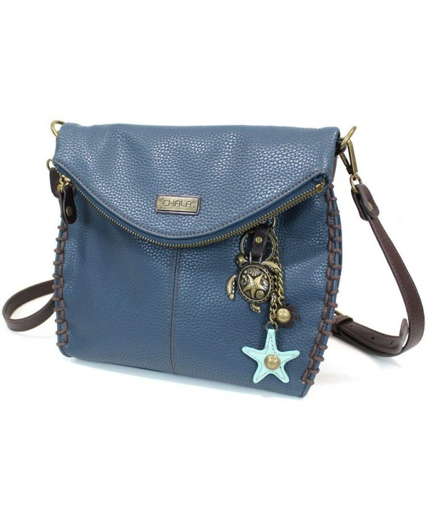 Chala Bronze Starfish Shoulder Handbags