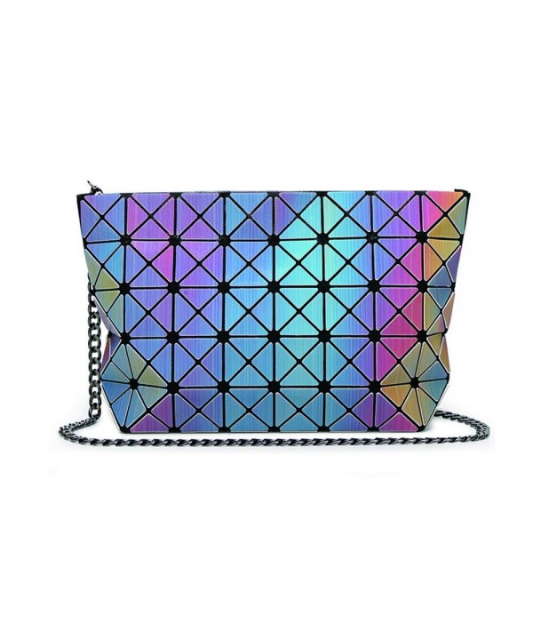 Magibag Rainbow Geometric Diamond Shoulder