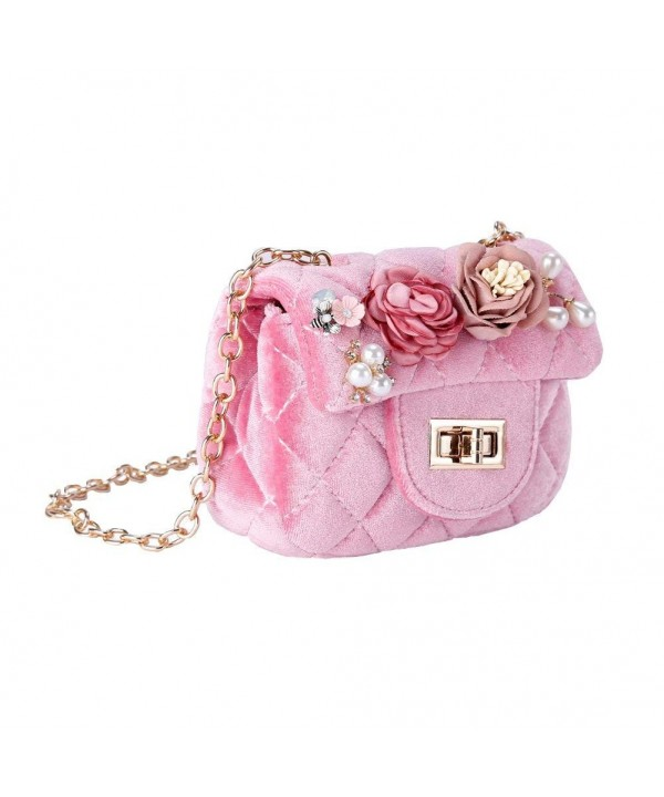 Design Fashion Girls applique Messenger