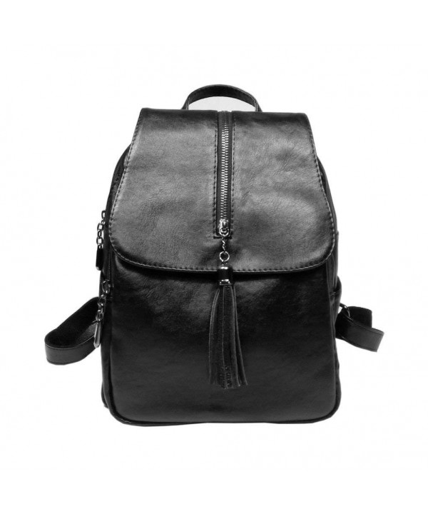 BINCCI Leather Backpack Shoulder Handbag