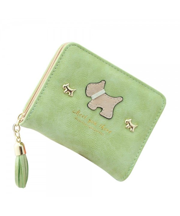 Woolala Womens Wallet Nubuck Change